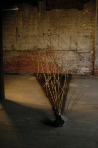 Mary Crawford, installation