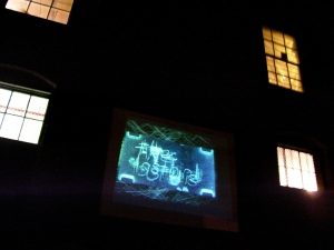 Parsons Hall Project-projection